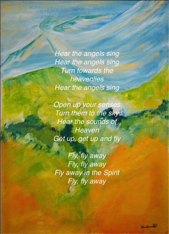 Hear the Angels Sing Reprise lyrics and artwork