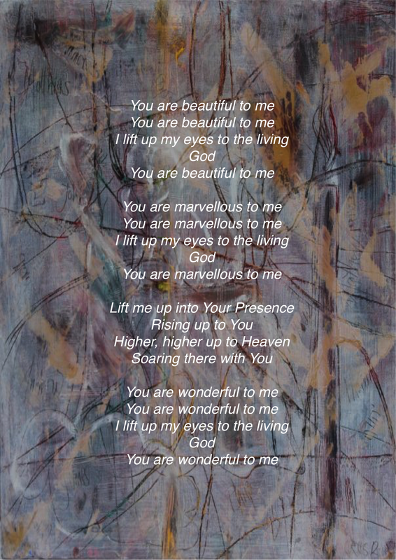 You Are Beautiful To Me lyrics and artwork